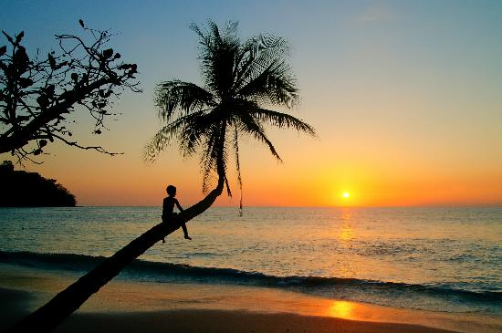 Hotel & Club Punta Leona: Playa blanca