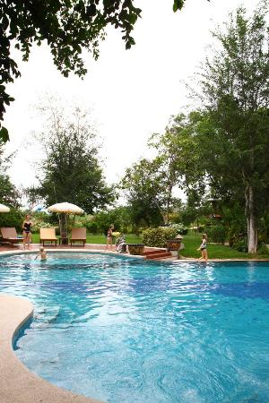 Vana Varin Resort: A Pool to Dip