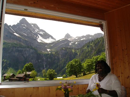 Hotel Cristal: Room with a view