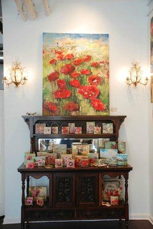 Tiffani Taylor Gallery : Grand Foyer of Gallery