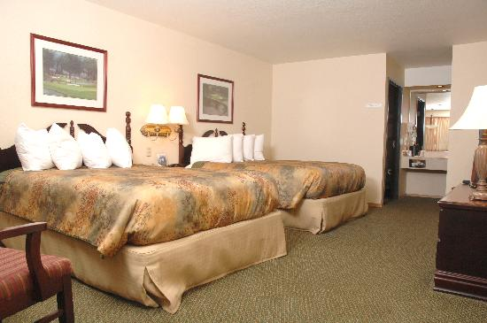 Best Western Of Harbor Springs: Standard 2 Queen Beds