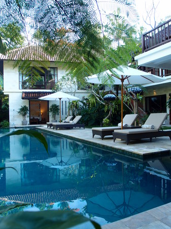 Villa Saraswati: Saraswati Pool
