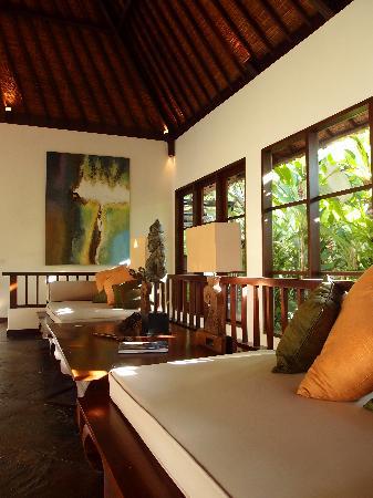 Villa Saraswati: Lounge