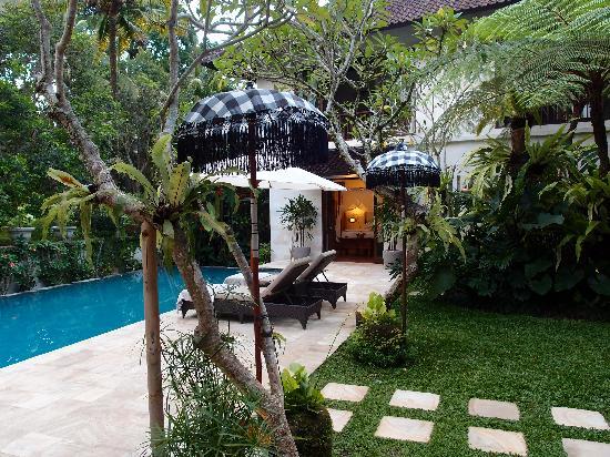 Villa Saraswati: Garden
