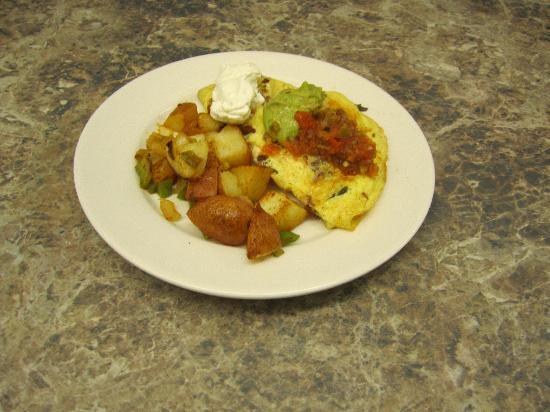 Boondockers Restaurant: California Omelet