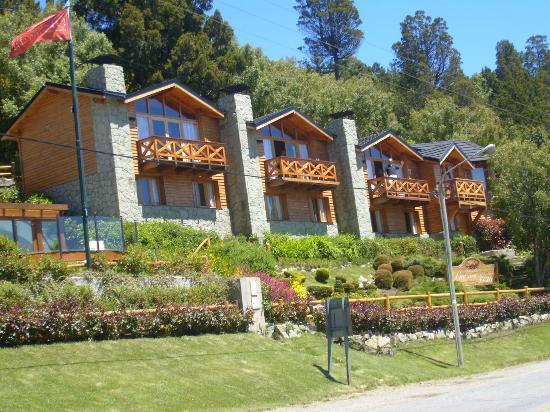 Bungalows Buena Vista: Los bungalows con su jardín