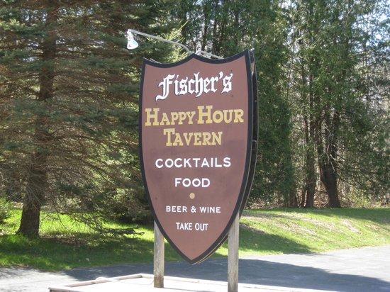 Foto de Fischers Happy Hour Tavern