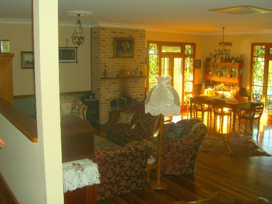 Amamoor Lodge: Interior shot