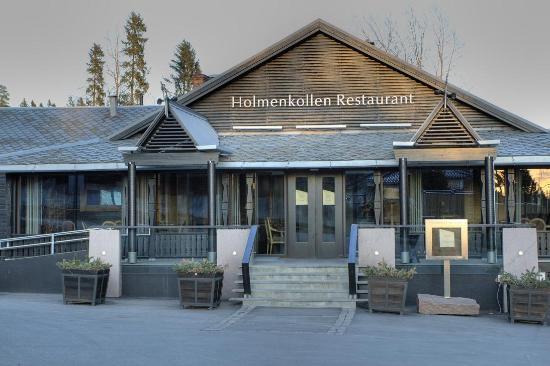 Holmenkollen Restaurant – Lzyp