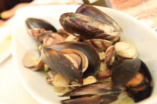 Terrazza Margutta : mussels