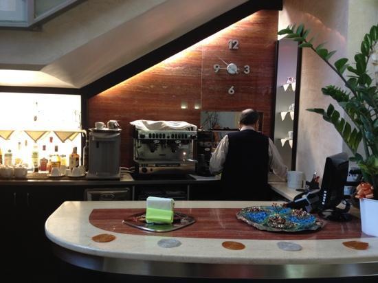 Hotel Susa: il bar