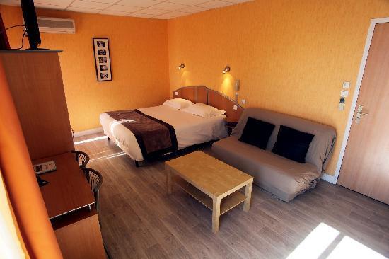 Hotel le Mirador: Une suite junior