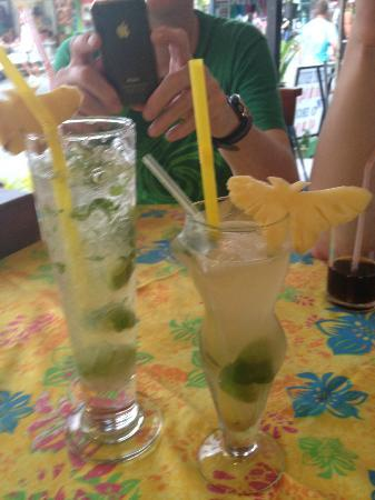 Sweet and Sour: Mojito