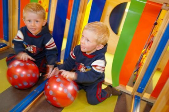 Henne Strand Camping : Childrens playroom