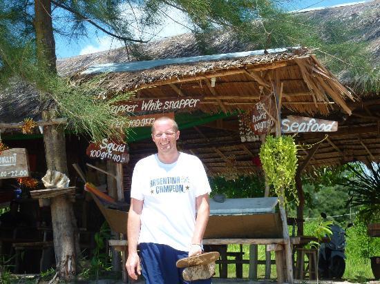 Beyond Resort Khaolak: Siam Restaurant (the local one on the beach!)