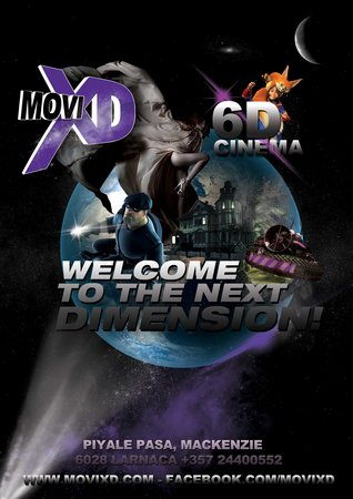 MoviXD - 6D Cinema