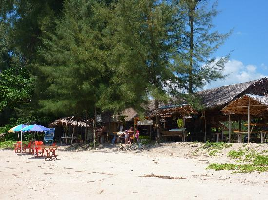 Beyond Resort Khaolak: Siam Restaurant (the local one on the beach!). Our favourite.