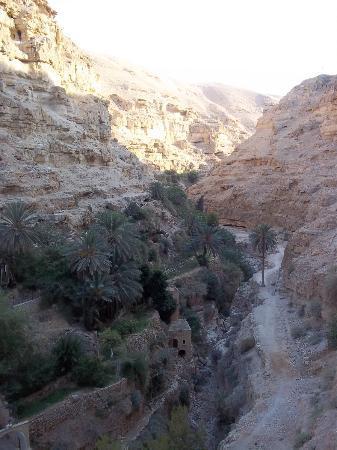 Jericho: Wadi Qelt