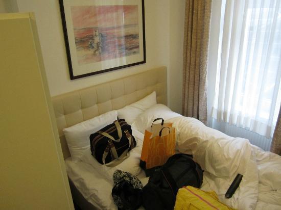 Hotel Prens Berlin : Doppelbett