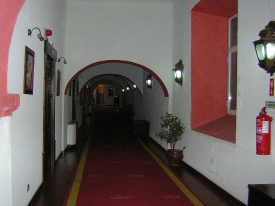 Hotel Sao Joao de Deus: Pasillos