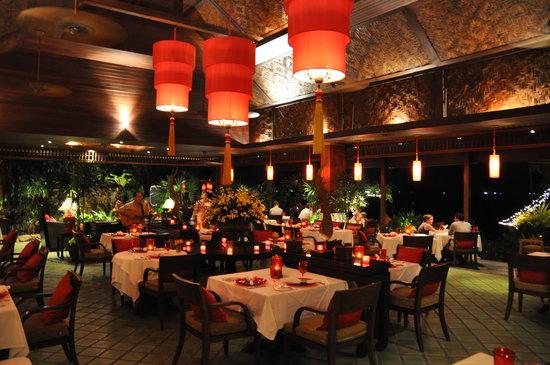 Dining Room - Rocky's Boutique Resort Koh Samui : The Dining Room