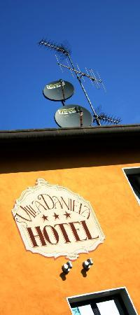 Hotel Villa Daniela: Tv sat