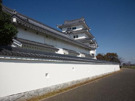 Chiba Sekiyado Castle Museum: コメントを入力してください (必須)