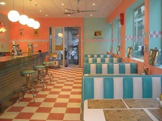 Peggy sue 39 s valencia calle salamanca 12 restaurant - Calle valencia salamanca ...