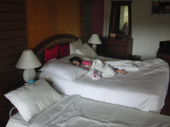 Phi Phi Villa Resort: lux delux
