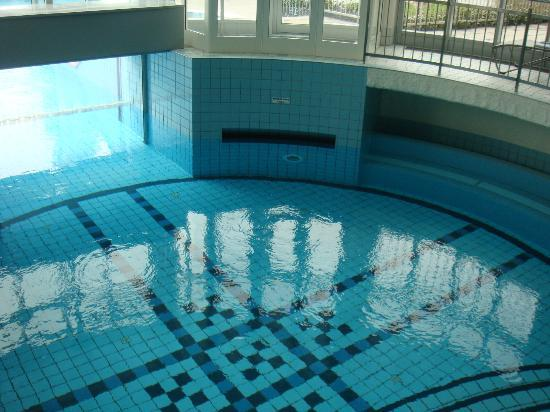 Dorint Resort & Spa Bad Bruckenau: Innenpool