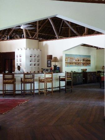 Anna of Zanzibar : le bar