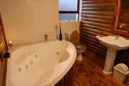 Villa Chante: Bath room