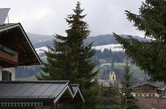 Schweigerhof: View from front door