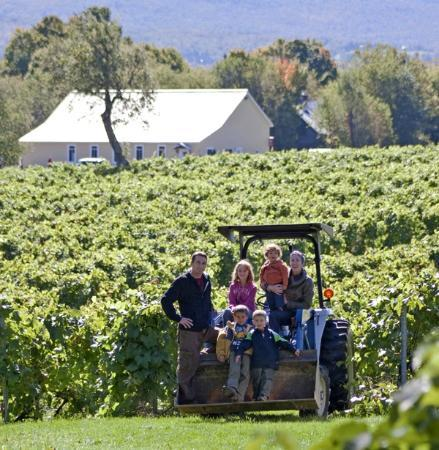 Vignoble Domaine Bresee : Bresee Family