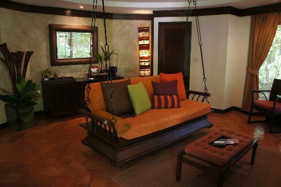 Rayavadee Resort: Ground floor of our Pavilion