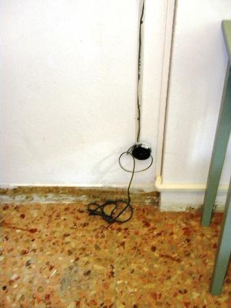 Hotel Arcobaleno: Impianto nella camera