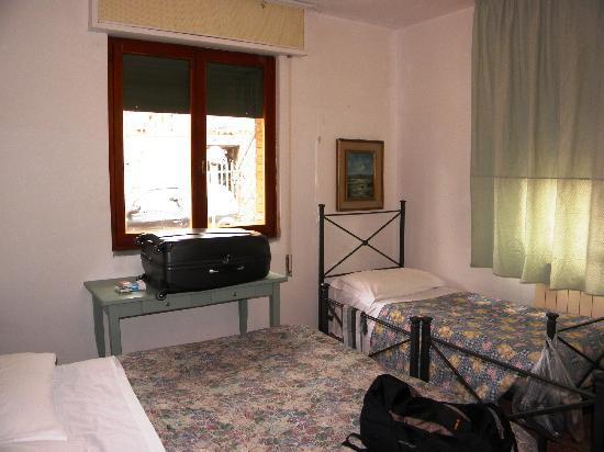 Hotel Arcobaleno: Camera