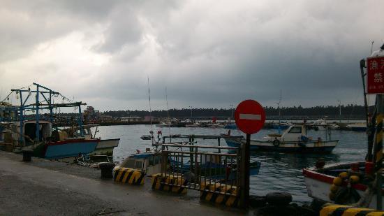 Bisha Harbour Live Seafood Market: Harbour