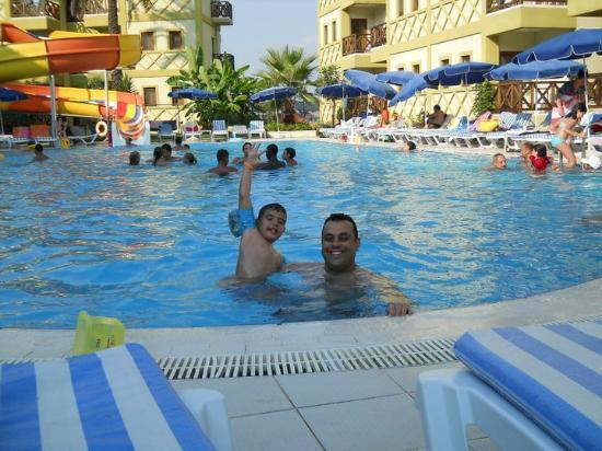 Club Lagonya Garden: Havuz