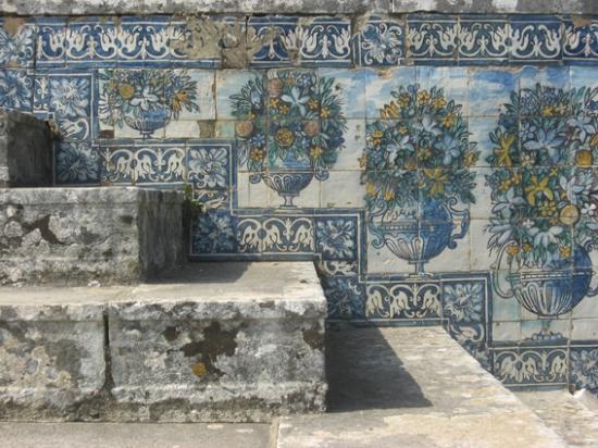 Palacio Fronteira Azulejos Fotograf A De Palace Of The