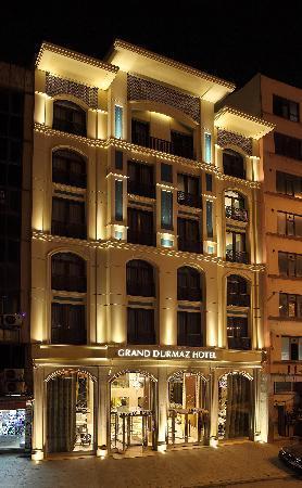 Grand Durmaz Hotel: EXTERIOR