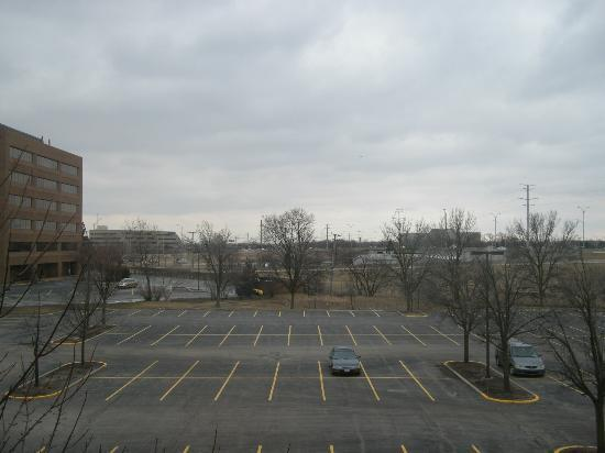 DoubleTree by Hilton Chicago - Arlington Heights: View from room 321