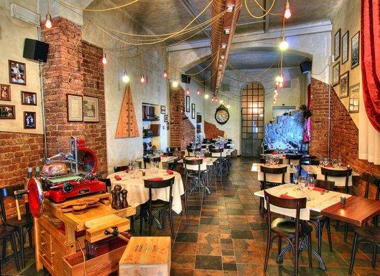 Gallarate, Włochy: La sala