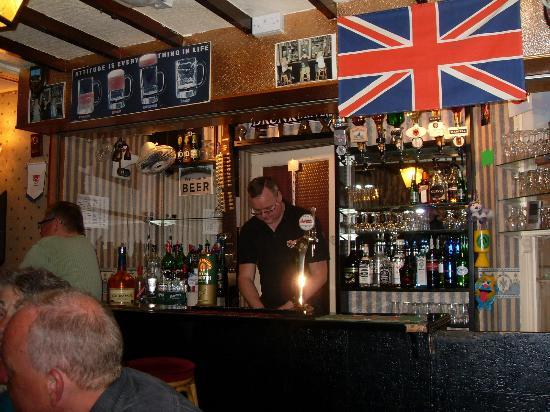 Exmouth View Hotel : the bar