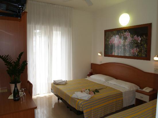 Hotel San Marino : camere rinnovate e complete di tutti i confort