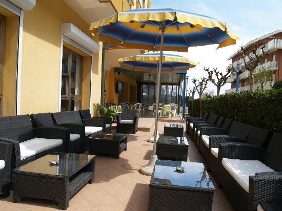 Hotel San Marino: Esterno