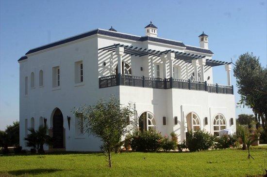 Villa Dar Mogador: Vue extérieur de la Villa