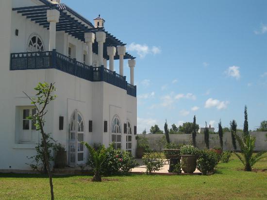 Villa Dar Mogador : Vue extérieur de la Villa