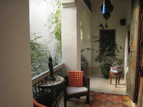 Riad Dar Oulhoum: une belle vue
