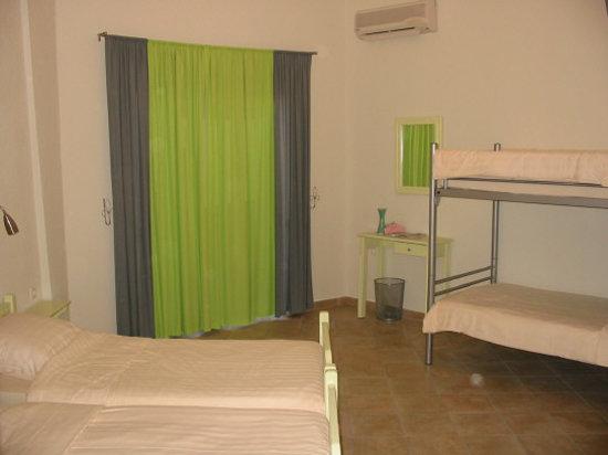 Hotel Villa Anais: Familyroom ground floor